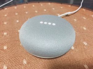 google-home-mini-on-chiar