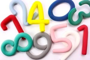 英語の数字と単位